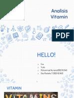 Vitamin Kelompok 4-1