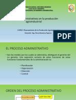 Sesion 2. Procesos Administrativos en La Producción Agroindustrial