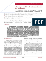 A three-dimensional collagen scaffold cell culture system for.pdf