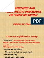 DIAGNOSTIC AND THERAPEUTIC PROCEDURE OF CHEST DIS ORDER.pptx