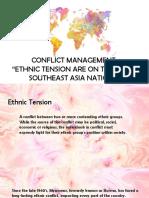 ethnic tension