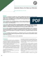 Escala de VO2pico en Adolescentes Obesos y No Obesos Por Diferentes Métodos (2009)