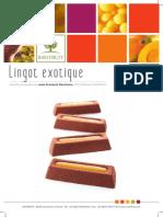 FR.c.pât. Lingot Exotique