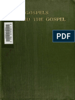 G.R.S. Mead - The Gospels and the Gospel (1902)