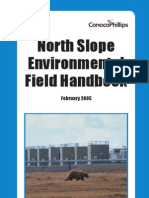 North Slope Environmental Field Handbook