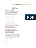 Traduções Ao Português - Canções de Zine