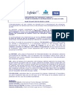 Invitation petit déjeuner Financement à l'international - 30 avril 2019.....docx