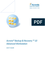 Backup Recovery Advanced Workstation Userguide.en