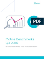 Mobile Benchmarks Q3 2016 Final Version