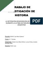 Centros clandestinos de detención en Argentina