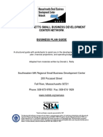 Business Plan Guide for PDF Davy