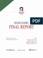 Bank Management - Seminar paper sample