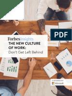 Forbes TheNewCultureOFWork