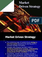 Market  Driven.ppt