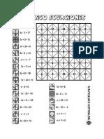 Magic Tile Equations
