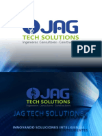 Brochure Servicios Jag Tech Solutions 2019