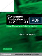 Peter Cartwright - Consumer Protection and the Criminal Law_ Law, Theory, and Policy in the UK (2001).pdf