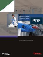 Thermo Scientific Cryogenic Storage Brochure