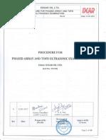 PAUT & TOFD Procedure For EOL, Vadinar.pdf