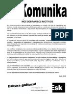 Acuerdo Sin Firma Esk Abr19