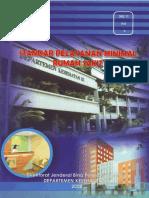 Kepmenkes 129 - 2008 ttg SPM di  RUMAH SAKIT.docx