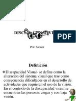 IMPRIMIR DISCAPACIDAD VISUAL.ppt