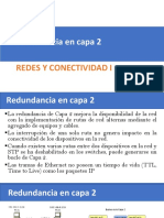 T19-Redundancia en Capa 2