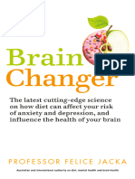 Brain Changer_ the Good Mental Health Diet by Felice Jacka