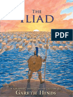 The Iliad by Gareth Hinds Chapter Sampler
