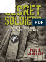 Secret Soldiers by Paul B. Janeczko Chapter Sampler