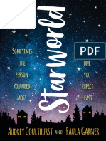 Starworld by Paula Garner and Audrey Coulthurst Chapter Sampler