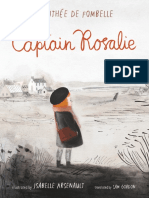 Captain Rosalie by Timothée de Fombelle Chapter Sampler