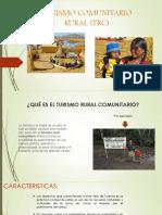 Turismo Comunitario Rural