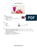 DRAGON FRUIT JUICE.docx