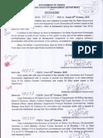 Odisha Government Employee Holidays List 2019