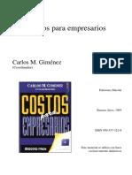 Costos_cap 1 Introduccion
