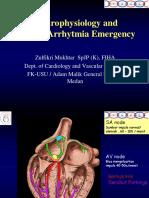K31a- Electrophysiology and Cardiac Arrhytmia Emergency