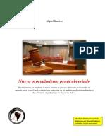 Nuevo Procedimiento Penal Abreviado