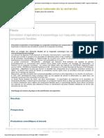 Projet Flecto (Simulation d'Opérations ...ANR - Agence Nationale de La Recherche