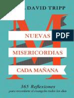 37 Nuevas Misericordias Cada Mañana - Paul David Tripp.pdf