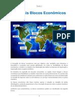 Texto 1 - Principais Blocos Econômicos (1)