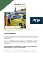 Como Poner Un Estacionamiento y Pensión de Autos - Guía de Negocio