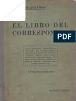 El Libro Del Corresponsal