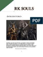 Livro Do Jogador Hollow Souls