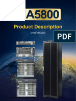 MA5800 Product Description