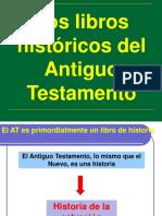 Libros Históricos AT