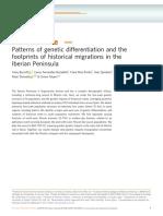 Genetic of Migrations in Iberian Peninsula.pdf