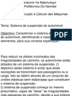 Sistema de Suspension Ppt