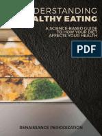 Understanding Healthy Eating