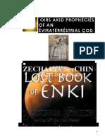 Sitchin, Zecharia - Cartea pierduta a lui Enki.docx